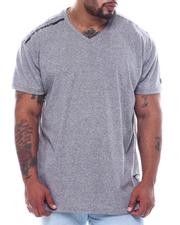 Men - Top Hits S/S V Neck (B&T)-2508669