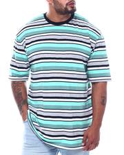 Short-Sleeve - Stripe Crew T-Shirt (B&T)-2508912