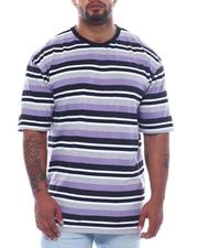 Short-Sleeve - Stripe Crew T-Shirt (B&T)-2508921