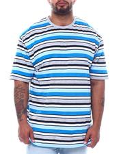Short-Sleeve - Stripe Crew T-Shirt (B&T)-2508942