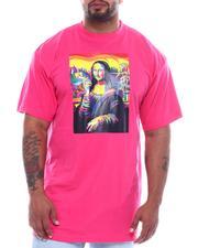 Short-Sleeve - Mona Lisa Smoke Tee (B&T)-2508985