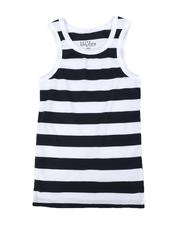 Tanks - Striped Tank Top (8-20)-2509659