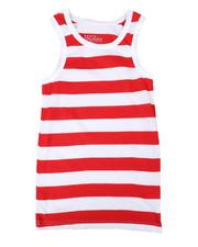 Tanks - Striped Tank Top (8-20)-2509664