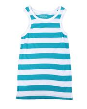 Tanks - Striped Tank Top (8-20)-2509669