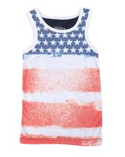 Tanks - Americana Tank Top (8-20)-2509679