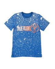 True Religion - Buddha Splatter Tee (8-20)-2509360