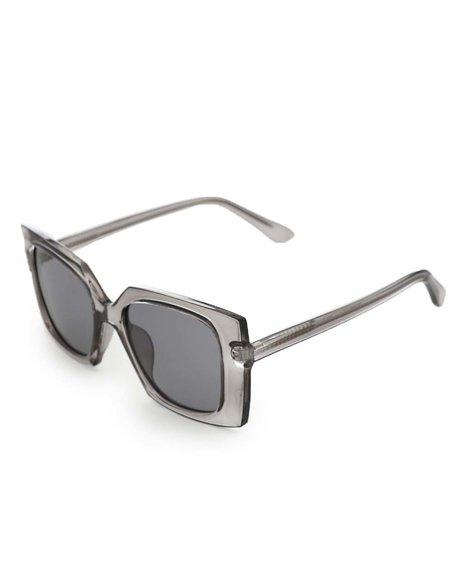 Fashion Lab - Square Fashion Sunglasses