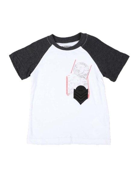 Buffalo - Graphic Raglan T-Shirt (4-7)