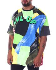 Makobi - LVL Up Paint Tee (B&T)-2510433