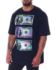 Buyers Picks - Benjamins Neon Tee (B&T)-2510182