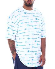 Champion - Allover Print Short Sleeve Tee (B&T)-2510454