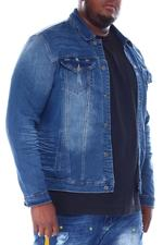SMOKE RISE - Denim Jacket (B&T)-2510245