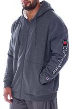 Champion - Full Zip Hoodie (B&T)-2510500