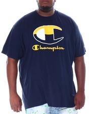 Champion - Big C Script In Middle Tee (B&T)-2510475