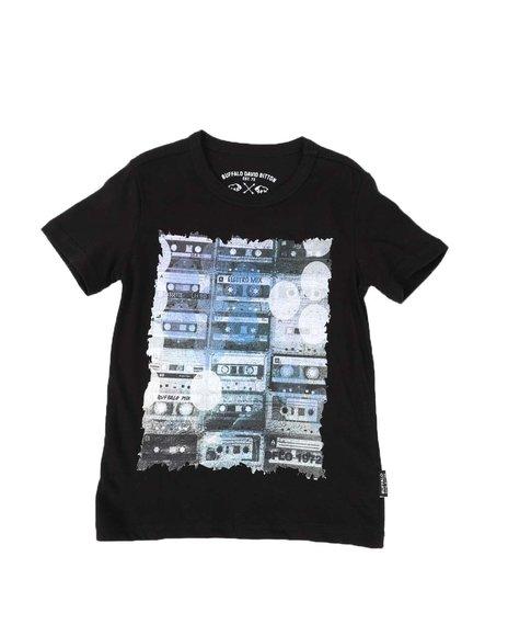 Buffalo - Cassette Graphic T-Shirt (4-7)