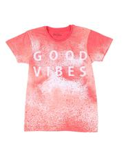 Tops - Pigment Dye T-Shirt (8-20)-2509717