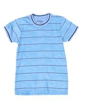 Boys - Striped Camo T-Shirt (8-20)-2509732