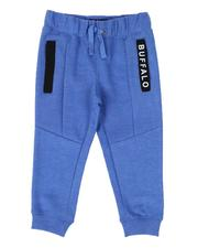 Buffalo - French Terry Moto Jogger Pants (2T-4T)-2510048