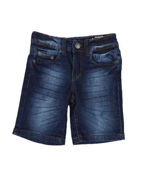 Buffalo - 5 Pocket Denim Shorts (4-7)