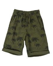 Sizes 8-20 - Big Kids - Color Shorts (8-18)-2510167