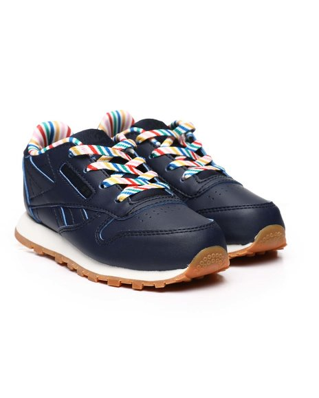 Reebok - Classic Leather TXT Sneakers (2-10)