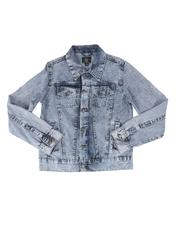 Outerwear - Denim Jacket (8-20)-2510051