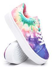 Footwear - Panache Tie Dye Sneakers-2512586