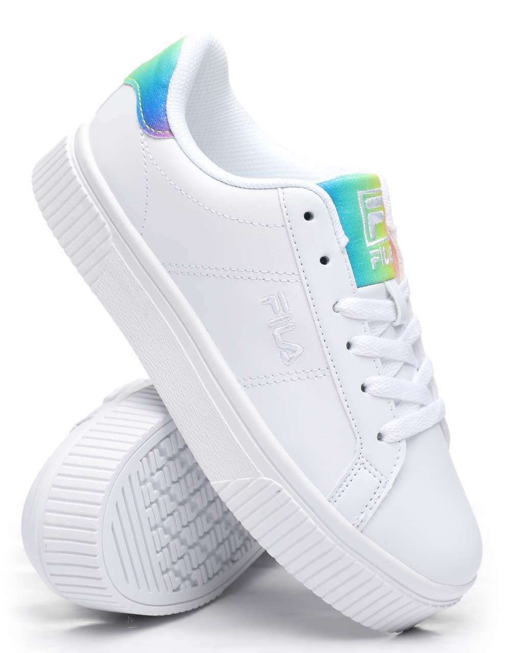 fila glitter sneakers