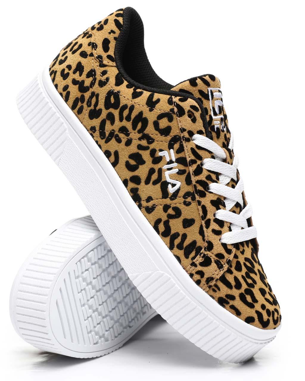 Buy Panache All Leopard Sneakers Women