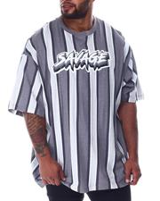 Buyers Picks - Savage Vertical Stripe T-Shirt (B&T)-2511520