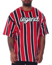 Buyers Picks - Legend Vertical Striped T-Shirt (B&T)-2511530