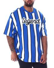 Buyers Picks - Legend Vertical Striped T-Shirt (B&T)-2511535