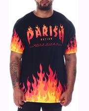 Parish - Fire Flame T-Shirt (B&T)-2512123