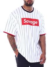 Buyers Picks - Savage Pinstripe T-Shirt (B&T)-2511495
