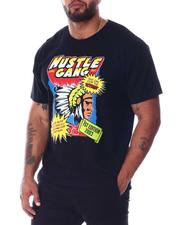 Hustle Gang - Comic Book Classic T-Shirt (B&T)-2512201