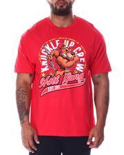 Hustle Gang - Down To Fight T-Shirt (B&T)-2512233