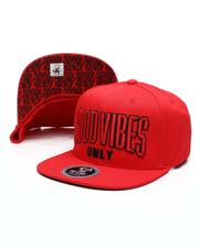 Buyers Picks - Good Vibes Only Snapback Hat-2511095