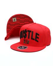 Buyers Picks - Hu$tle Rose Snapback Hat-2511101