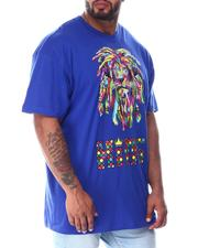 Shirts - Rainbow Rasta King Tee (B&T)-2511665