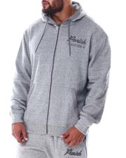 Parish - Full Zip Marled Hoodie (B&T)-2512162