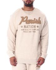 Parish - Parish Nation Crew Marled Sweatshirt (B&T)-2512189