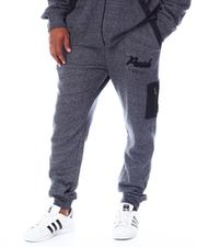 Parish - Marled Fleece Sweatpants (B&T)-2512213