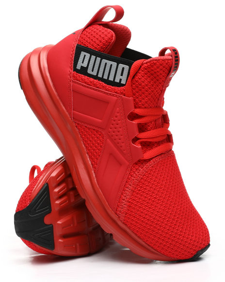 Puma - Enzo Weave Jr Sneakers (4-7)