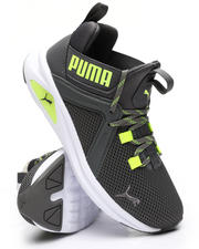 Puma - Enzo 2 Weave Laces Jr Sneakers (4-7)-2513651