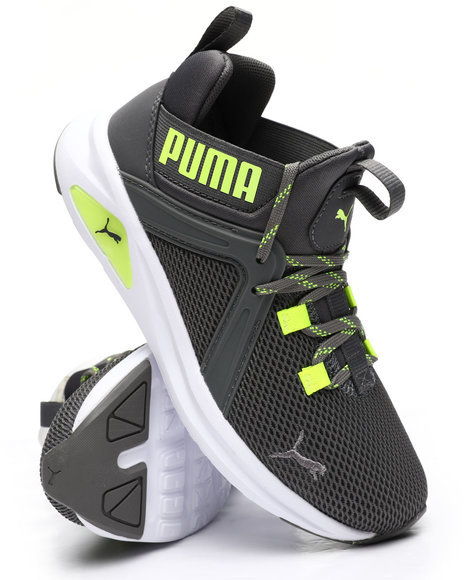 Puma - Enzo 2 Weave Laces Jr Sneakers (4-7)