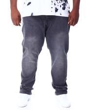 Buyers Picks - 5 Pocket Straight Fit Stretch Jeans (B&T)-2411611