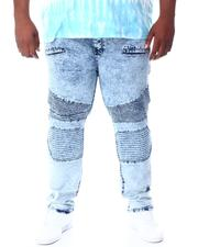 Phat Farm - Moto Washed Denim Jeans (B&T)-2511647