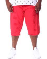 Buyers Picks - Distressed Rip Shorts (B&T)-2511831