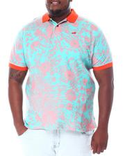 Big & Tall Faves - Oasis Short Sleeve Polo (B&T)-2511920