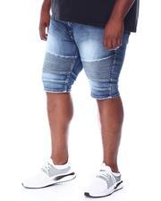 Buyers Picks - Moto Knee Denim Shorts (B&T)-2511958